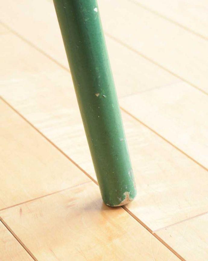 k-1546k-c アンティークスツールの脚