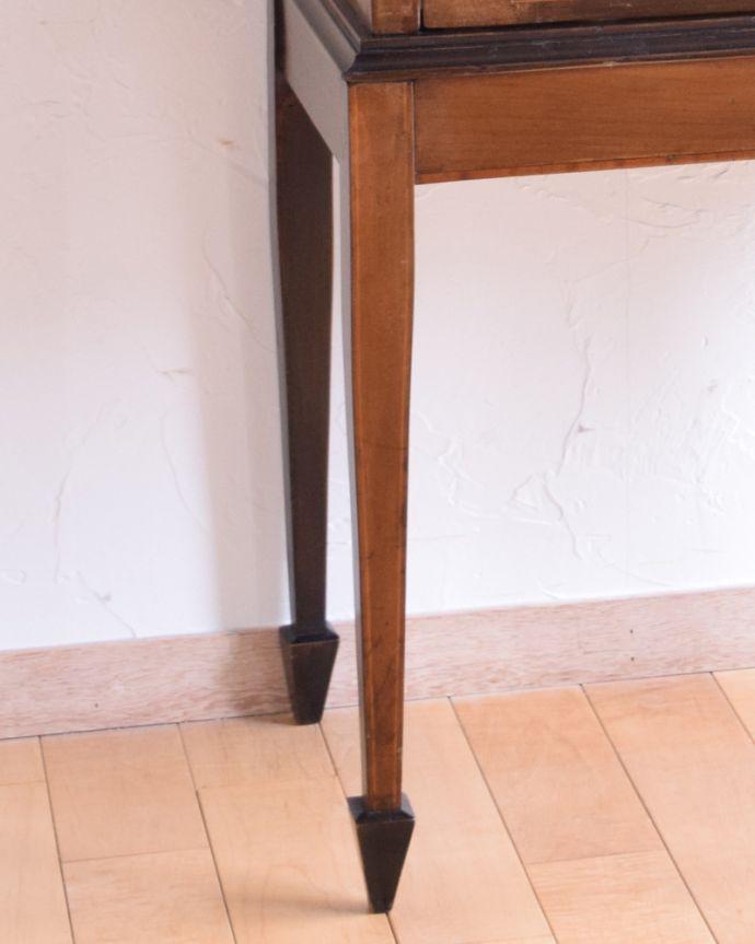 k-1560-f アンティークブックケースの脚