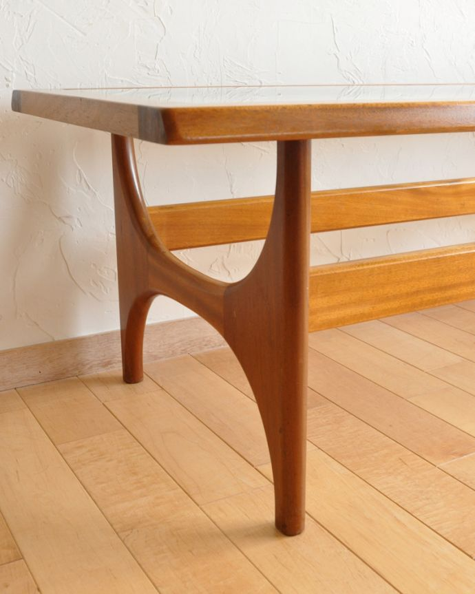 k-1588-f ヴィンテージコーヒーテーブルの脚