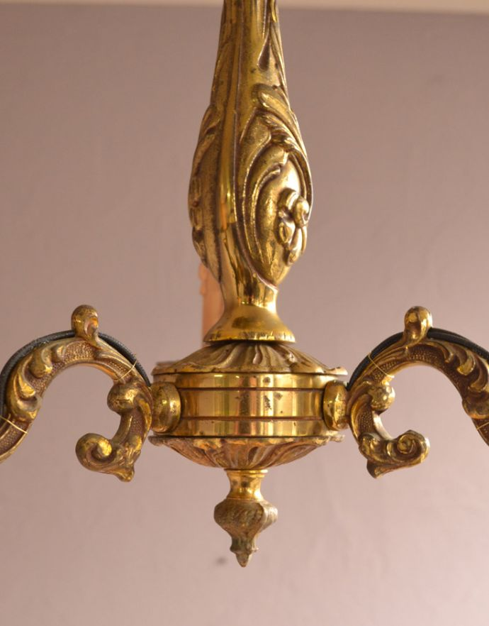 k-1590-z アンティーク シャンデリアの装飾