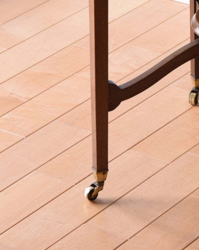k-1645-f アンティークオケージョナルテーブルの脚