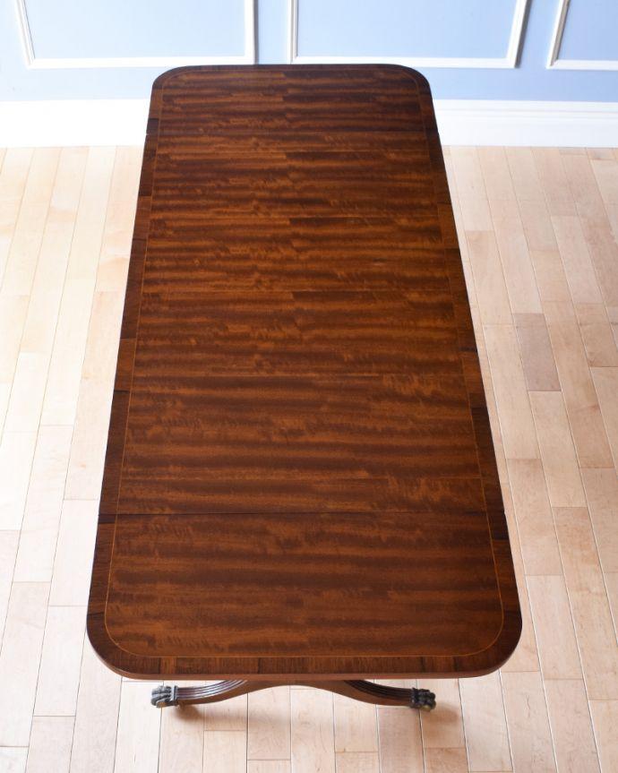 k-1646-f アンティークバタフライテーブルの天板