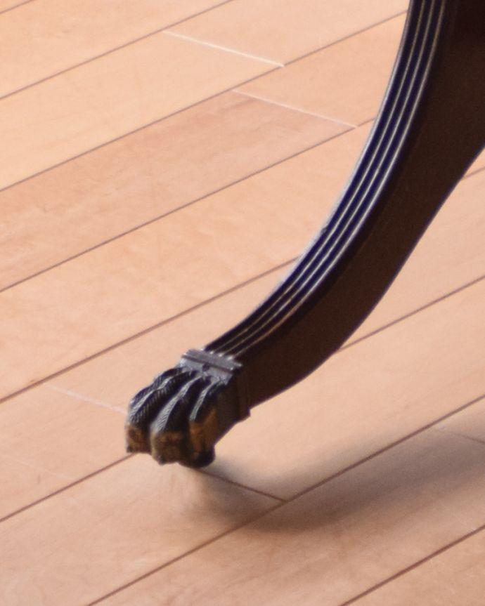k-1646-f アンティークバタフライテーブルの脚