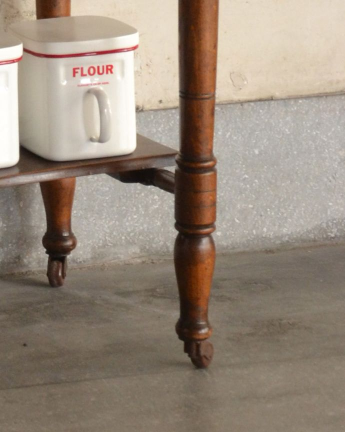 k-1651-f アンティークウォッシュスタンド(洗面台)の脚