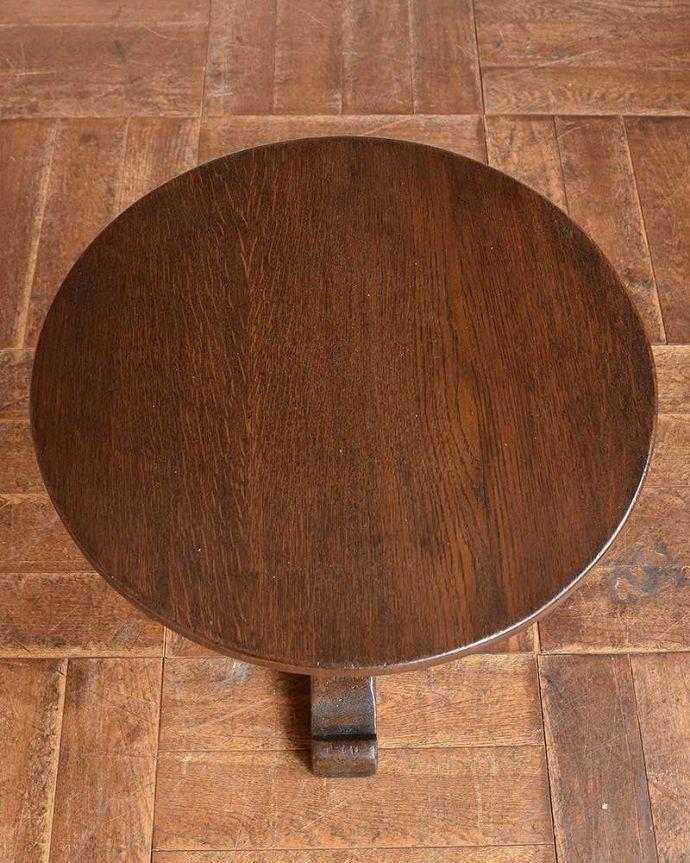 k-1664-f アンティークオケージョナルテーブルの天板