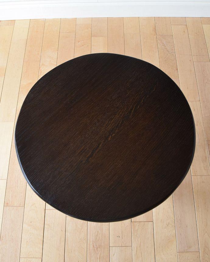k-1670-f アンティークオケージョナルテーブルの天板