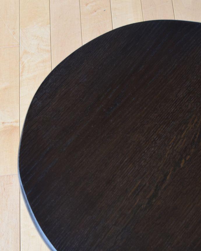 k-1670-f アンティークオケージョナルテーブルの縁