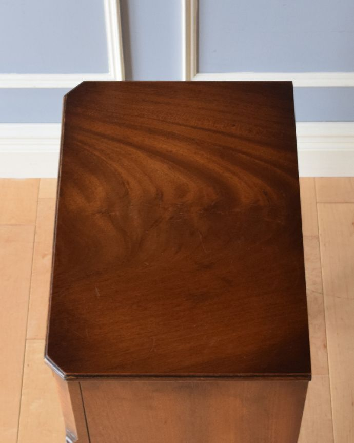 k-1672-f アンティークナイトテーブルの天板