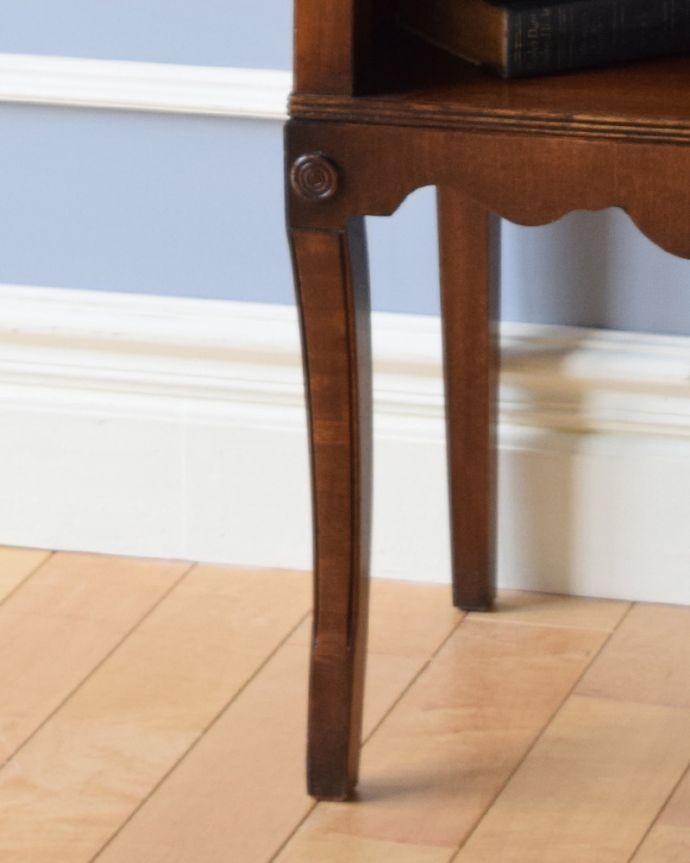 k-1672-f アンティークナイトテーブルの脚
