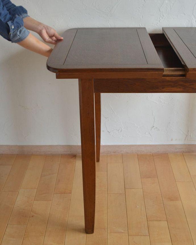 k-1684-f ヴィンテージテーブルの組み立て