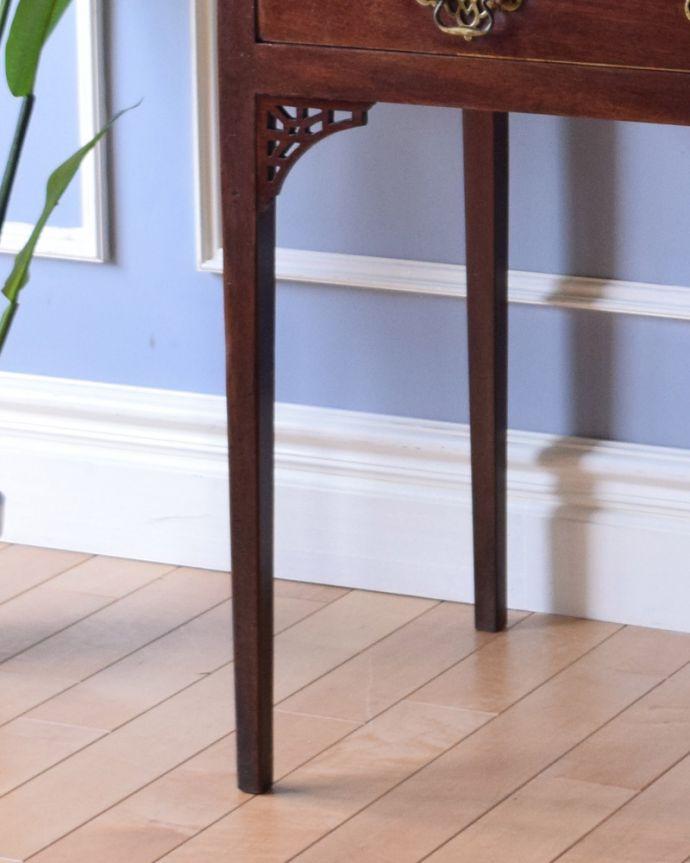 k-1694-f アンティークコンソールテーブルの脚