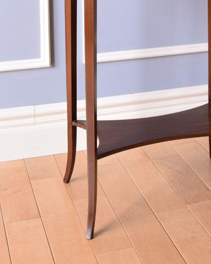 k-1681-f アンティークオケージョナルテーブルの脚