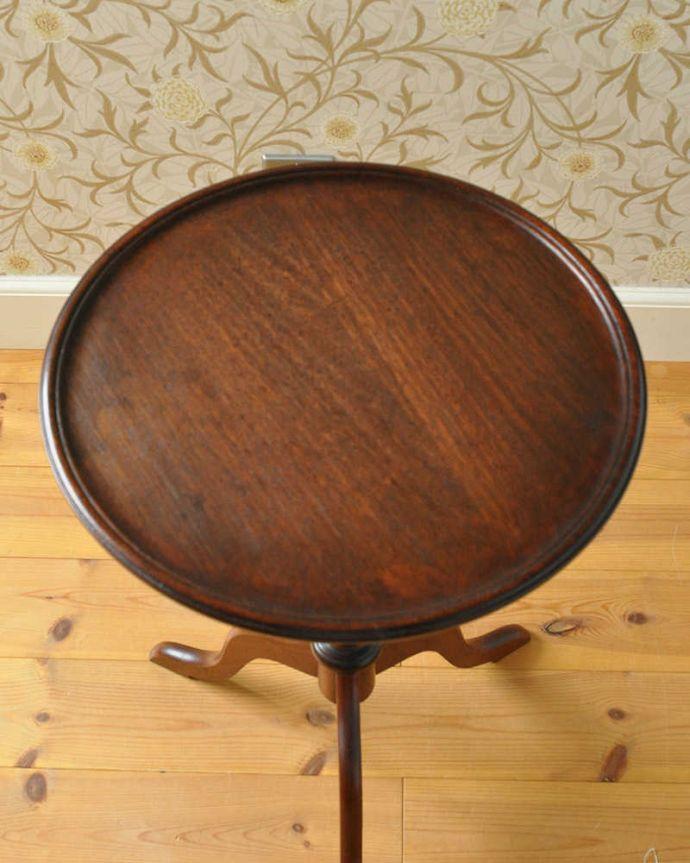 k-1749-f  アンティークワインテーブルの天板