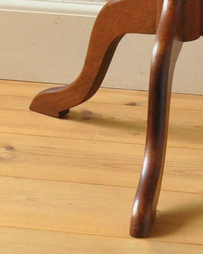 k-1749-f  アンティークワインテーブルの脚
