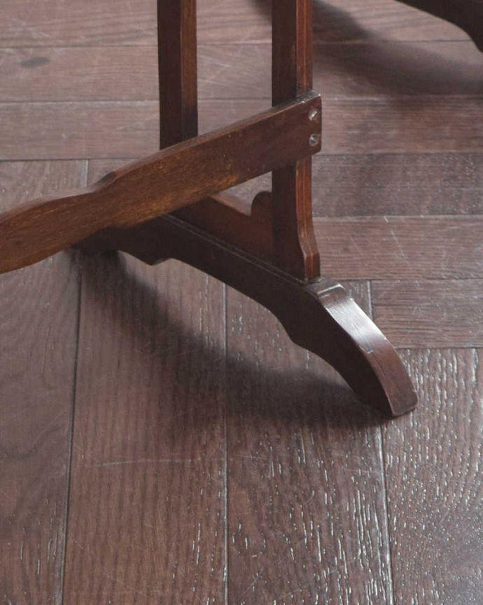 k-1750-f アンティークネストテーブルの脚