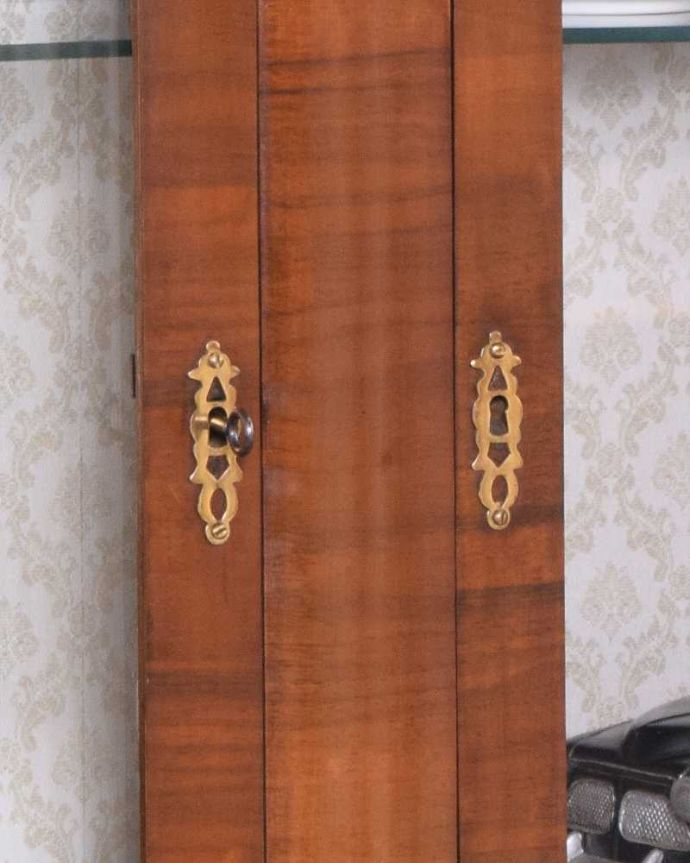 k-1781-f アンティークブックケースの取っ手