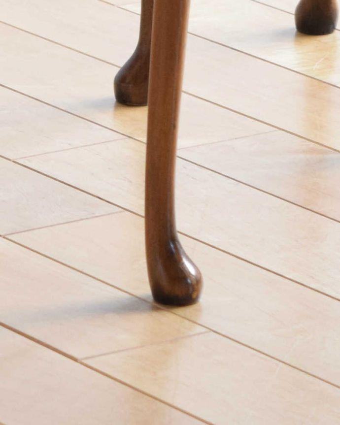 k-1783-f アンティークネストテーブルの脚