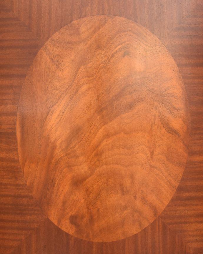 k-1841-f アンティークコーナーカップボードの扉装飾