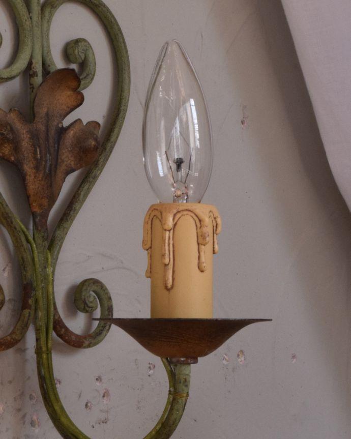 k-1876-z ンティークウォールランプの装飾