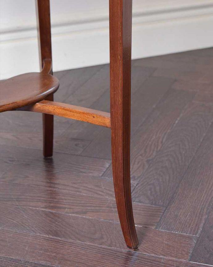 k-1885-f  アンティークオケージョナルテーブルの脚