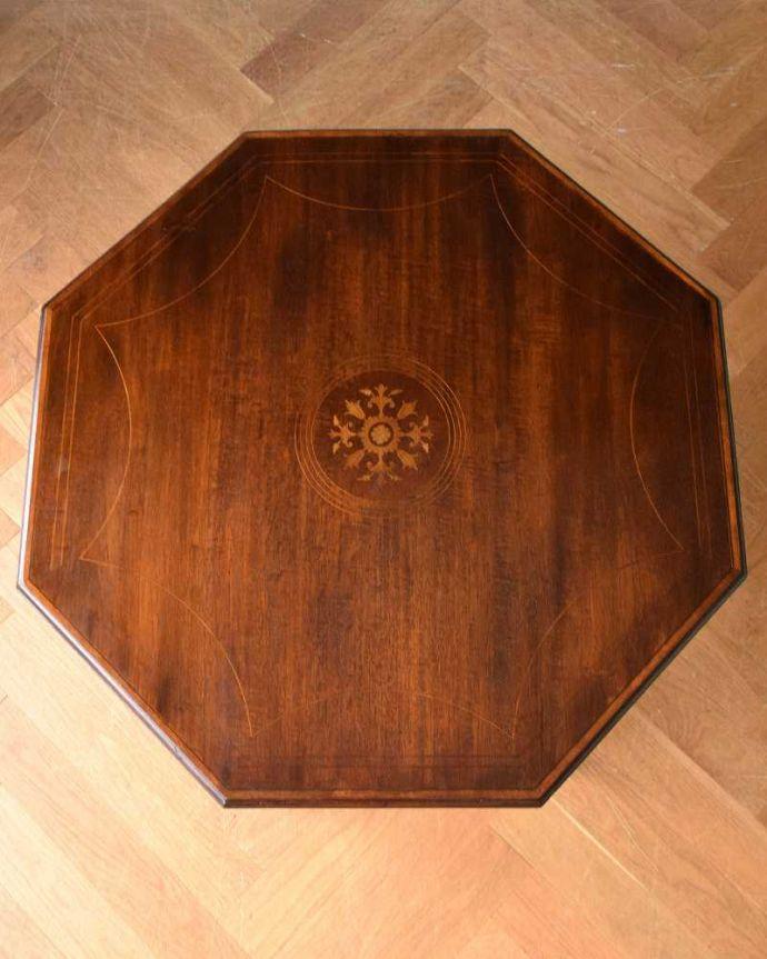 k-1892-f アンティークオケージョナルテーブルの天板