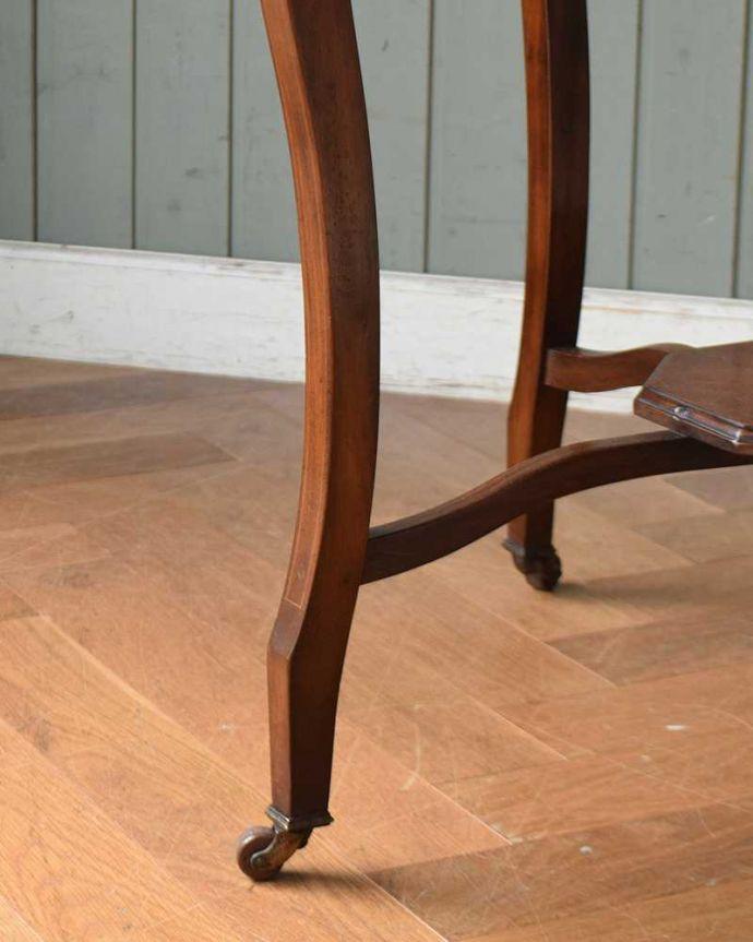 k-1892-f アンティークオケージョナルテーブルの脚