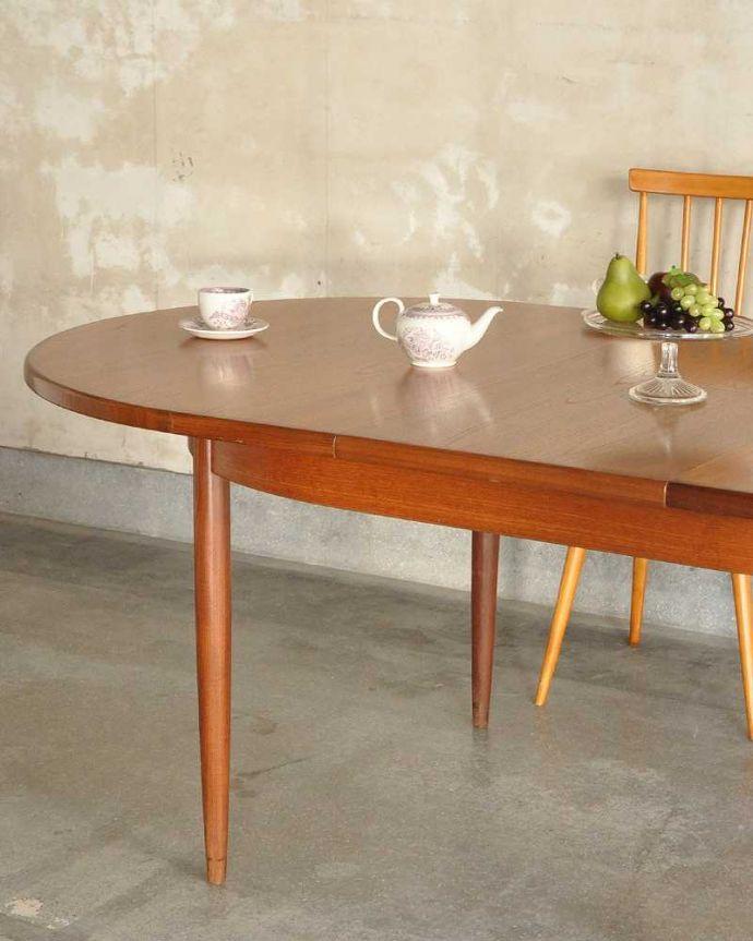 k-1904-f ビンテージダイニングテーブルのズーム