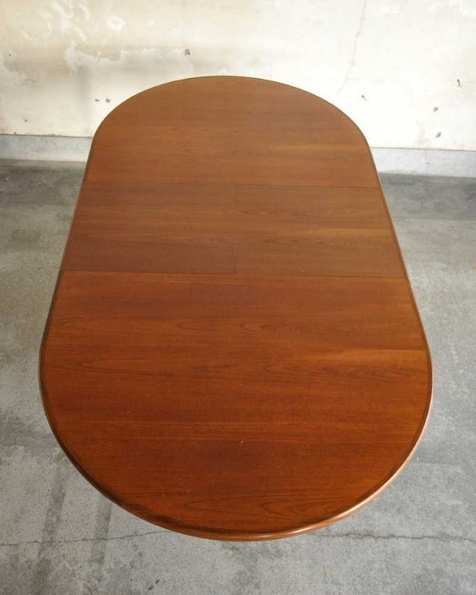 k-1904-f ビンテージダイニングテーブルの天板