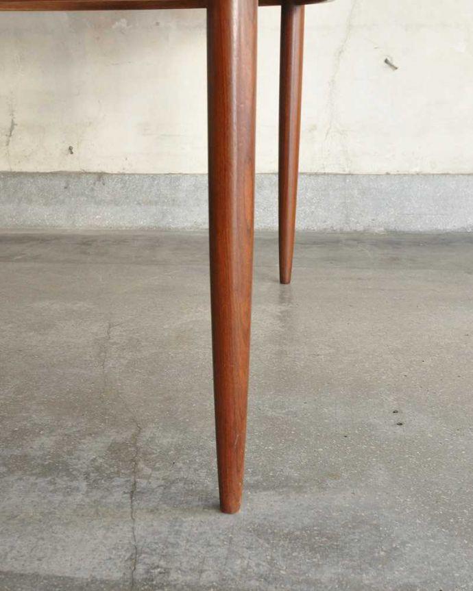 k-1904-f ビンテージダイニングテーブルの脚