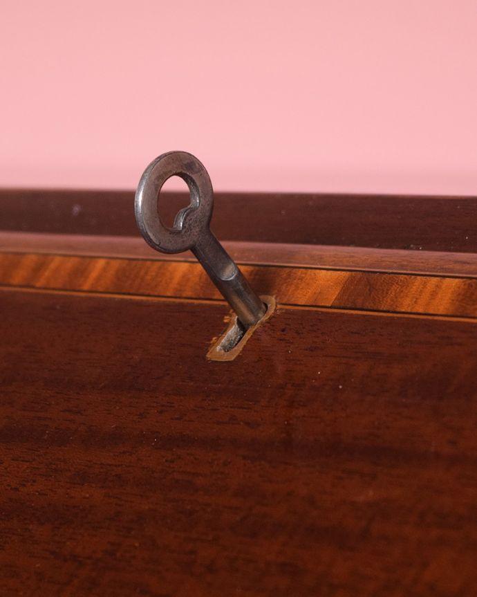 k-1995-f アンティークビューローの鍵