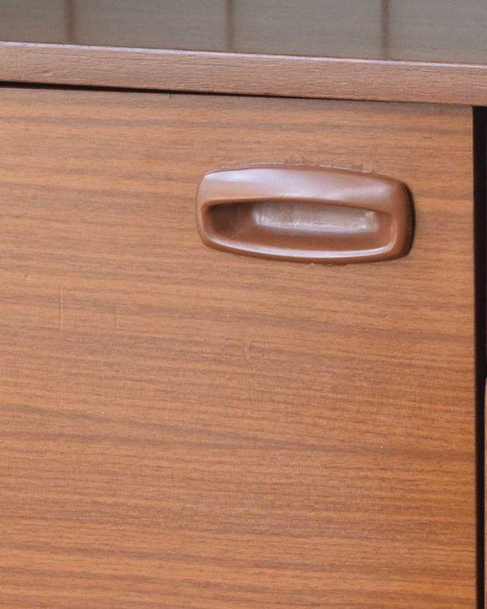 k-2050-f ヴィンテージサイドボードの扉の取っ手