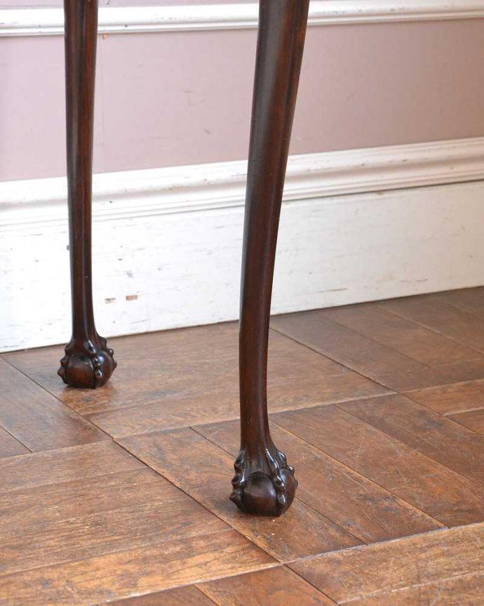 k-2086-f アンティークオケージョナルテーブルの脚