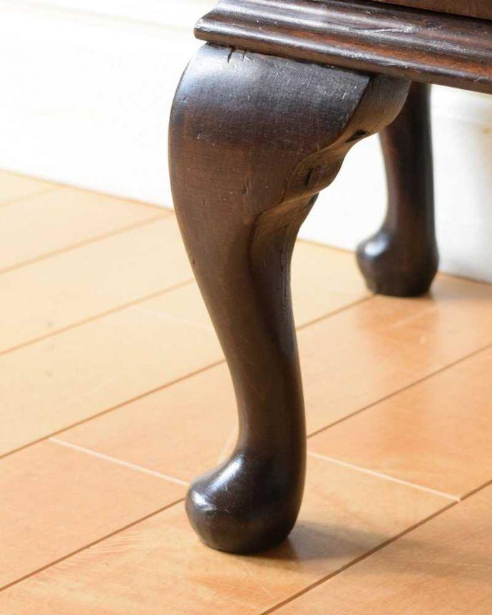 k-2100-f アンティークキャビネットの脚
