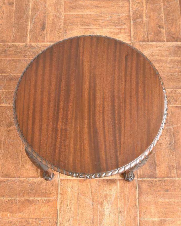 k-2116-f 英国アンティークコーヒーテーブルの天板