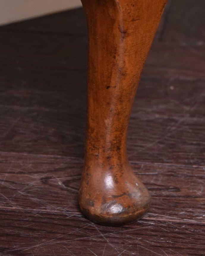 k-2141-f アンティークガラスキャビネットの脚