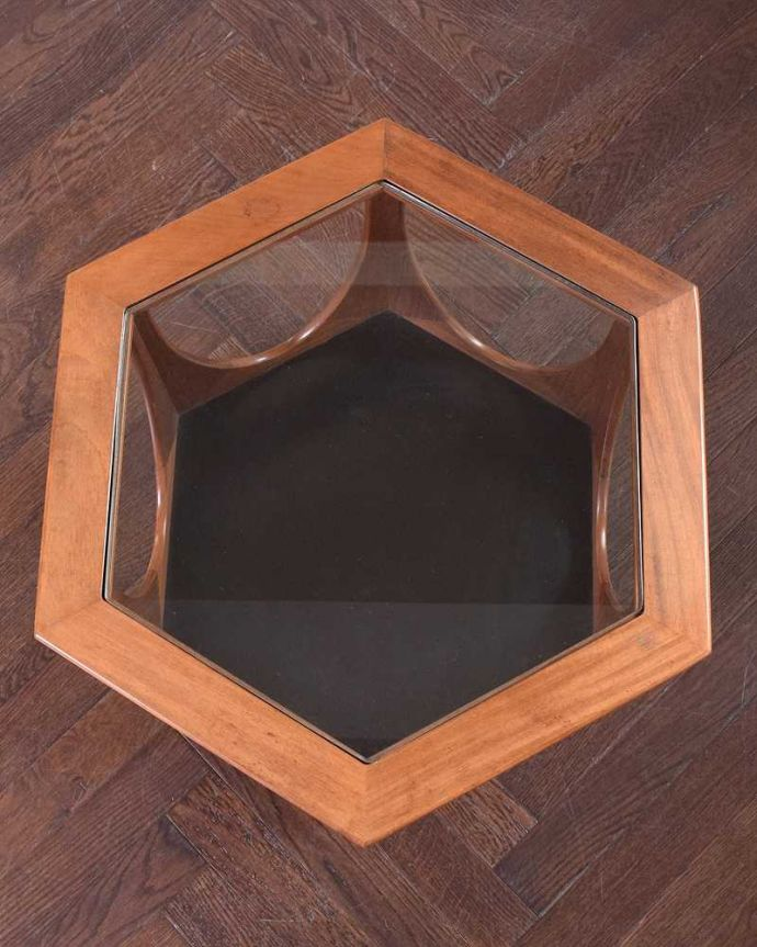 k-2179-f  アンティークオケージョナルテーブルの天板