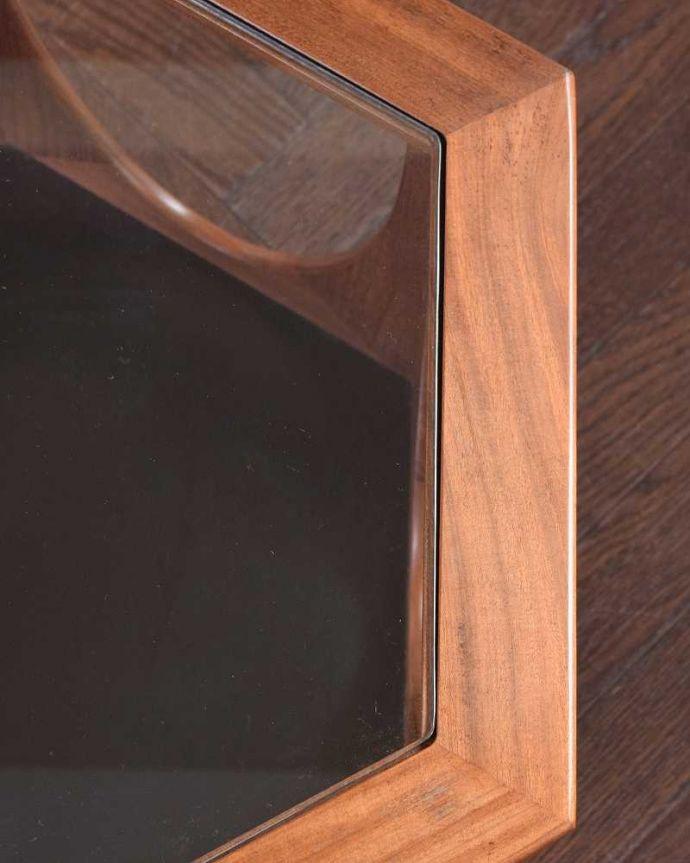 k-2179-f  アンティークオケージョナルテーブルの天板ズーム