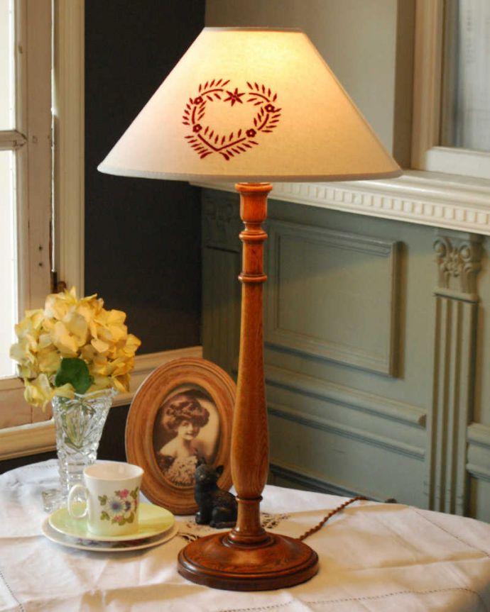 k-2189-z テーブルランプの点灯