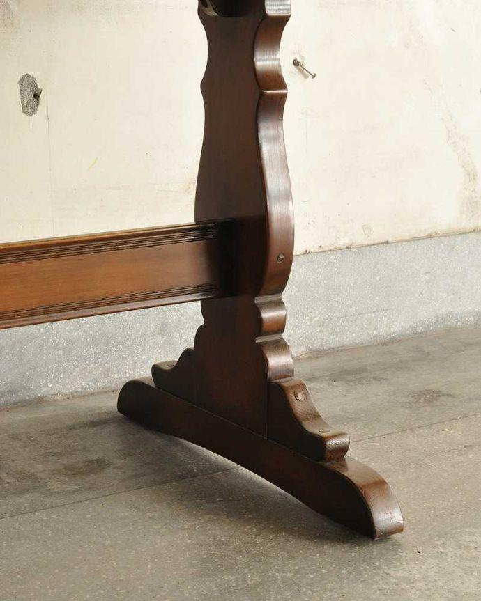 k-2220-f アンティークテーブルの脚
