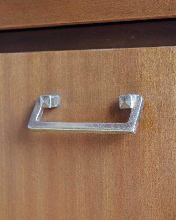 k-2228-f アンティークナイトテーブルの扉取っ手