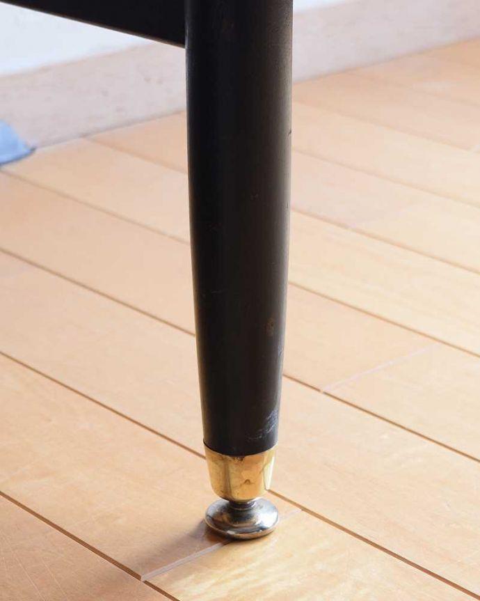 k-2228-f アンティークドレッシングテーブルの脚(普通の脚)