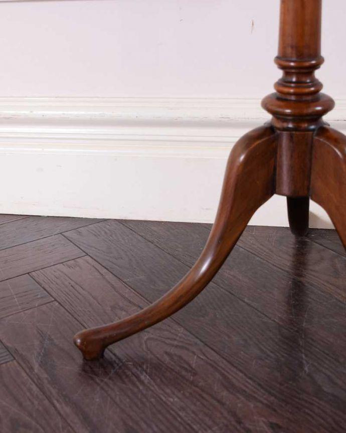 k-2293-f アンティークワインテーブルの脚