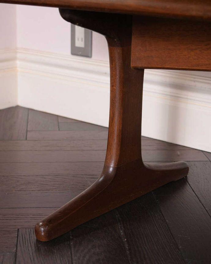 k-2343-f アンティークドレッシングテーブルの脚(普通の脚)