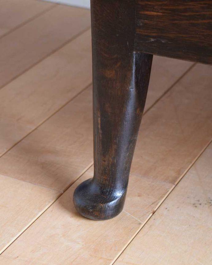 k-2362-f アンティークチェストの脚