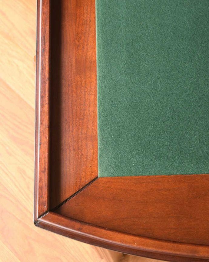 k-2447-f  アンティークコンソールテーブルの天板2
