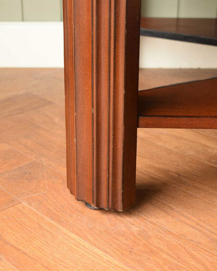 k-2447-f アンティークコンソールテーブルの脚