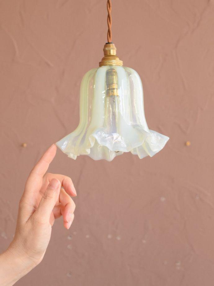 おしゃれなアンティークの照明器具