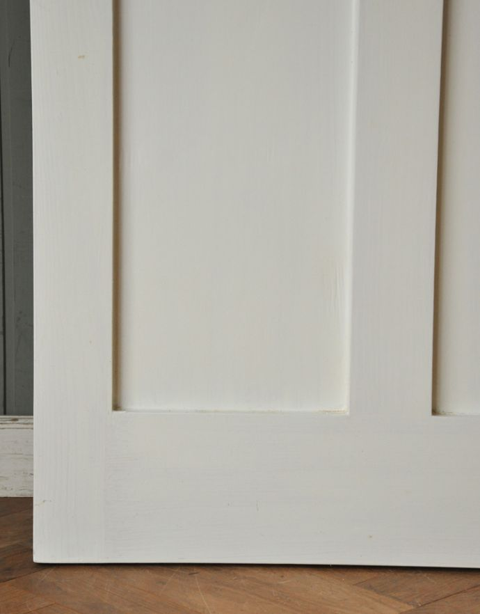 k-720-f-1 アンティークステンドグラス入りドアのドア彫り