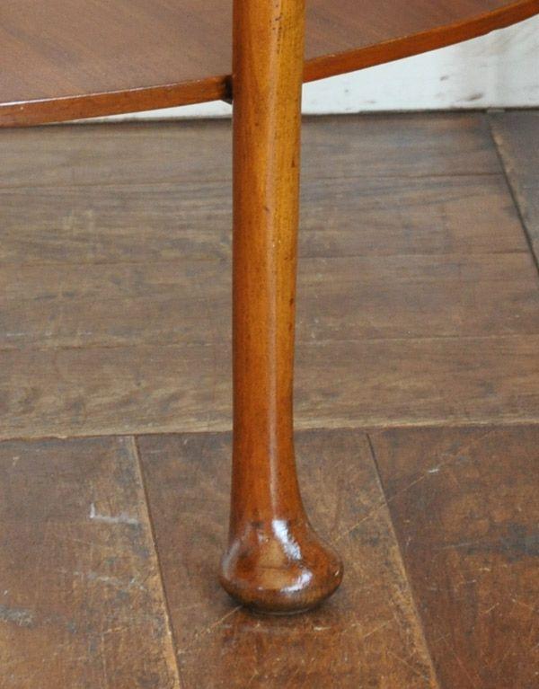 m-508-f アンティークオケージョナルテーブルの脚