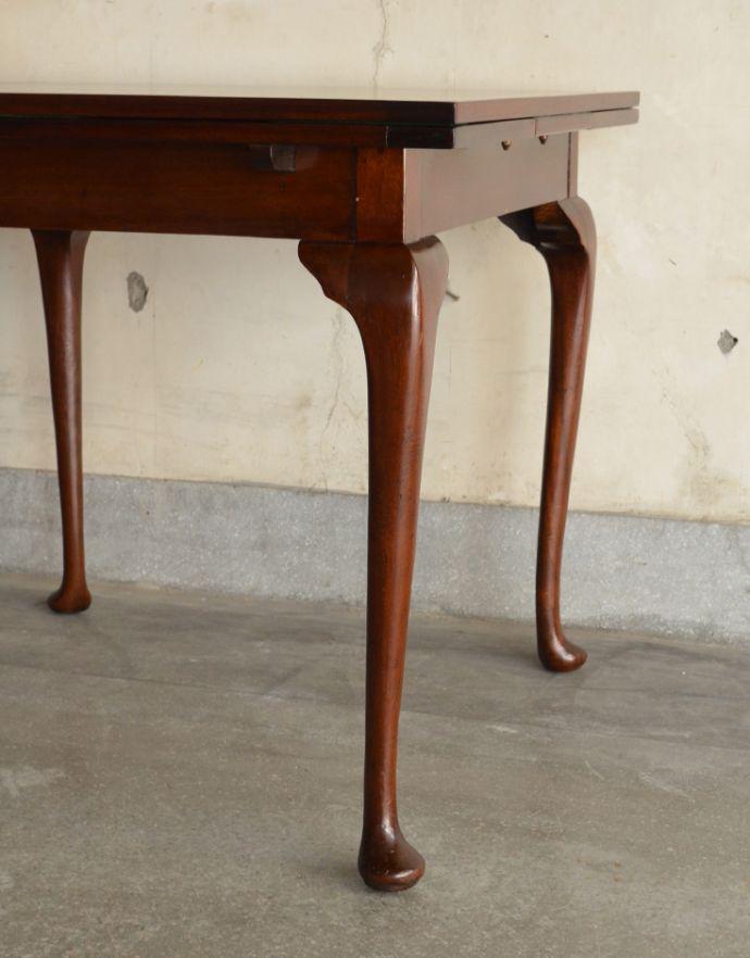 m-553-f アンティーククイーンアンテーブルの脚